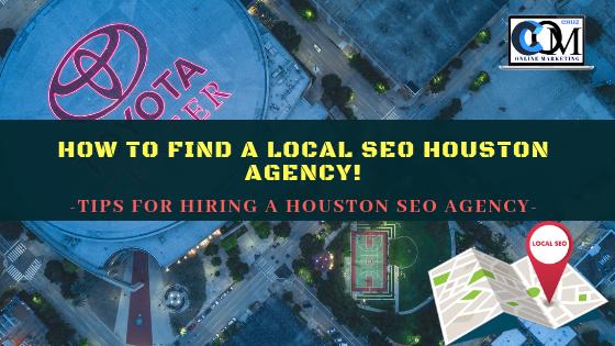 Houston SEO Agency in Houston,Tx