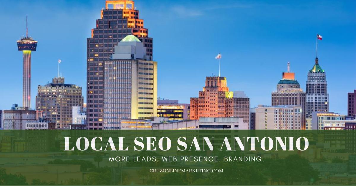 San Antonio SEO